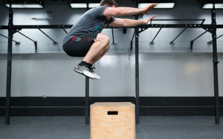 BOX JUMP – Principali differenza con il CMJ